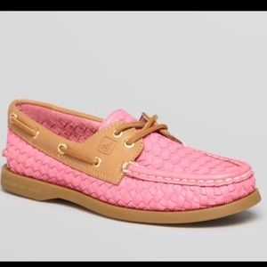 Sperry top-sides